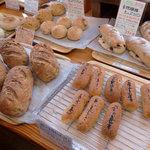 カントリーキッチン木立 - ビーフウインナーパン