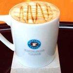 エクセルシオールカフェ - メープルラテ。めちゃくちゃ美味しい!