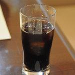 ぎゅう丸 - アイスコーヒー
