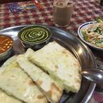 インド・ネパール料理 スナオール - 料理写真: