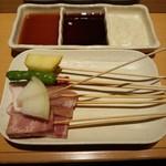 串家物語 - タネ色々