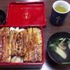 川勇 - 料理写真:うな重 特上 松(大盛り)