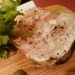 74737124 - パテ ド カンパーニュ 肉のうま味たっぷり!
