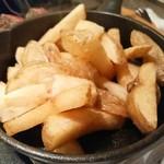 Sacree Fleur - ポテトは食べ放題
