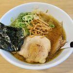 麺屋M - 麺屋M(海薫るそば 750円)