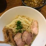 74739741 - 柿酢つけ麺(塩) 850円