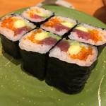 ひまわり寿司 - ハワインアン巻き