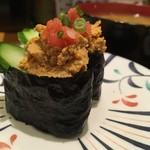 ひまわり寿司 - あん肝