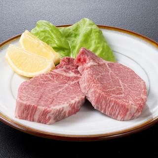 最高級A5ランクのお肉