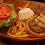 クアアイナ - ハンバーガー セット