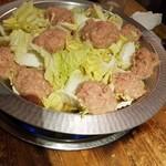 味とく家 - 朝引き丹波鶏のお鍋