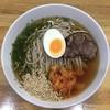 六盛 - 料理写真:冷麺 (並)