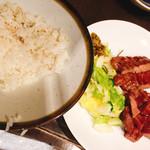 牛たん炭焼き 利久 - 牛タン定食