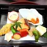 鍋と旬菜と京料理 花柳 - 八寸