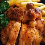 鶏のチョモランマ -