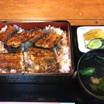 いわたうなぎ店 - 料理写真:うな重