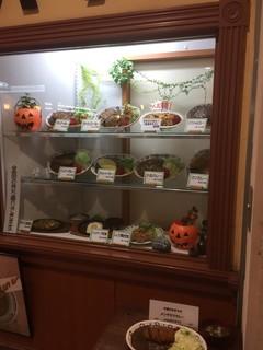 バーグ - 171003火 神奈川 バーグ杉田本店 ディスプレー