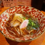 ラーメン 弥五郎 - 中華そば750円