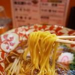 ラーメン 弥五郎 - 麺リフト~