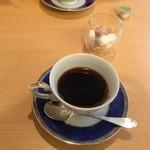 洋食彩酒 アンプリュス - コーヒーも美味しい