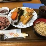 花笠食堂 - 煮付け定食