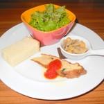 トラットリア・イルソーレ - 前菜
