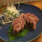 74750461 - 秋刀魚刺身800円