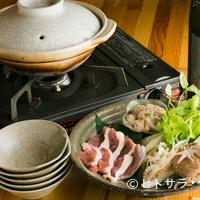 毬や - 仙台セリ鍋