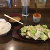 びっくり焼き亭 - 料理写真:びっくり焼き定食750円。