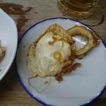 まるしん - 卵フライ