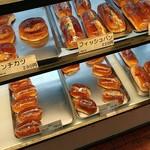 藤乃木パン - こっぺサンドは大小いろいろ