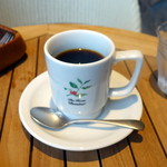 ドトール珈琲農園 - モーニングセットのコーヒー