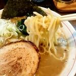 こにし - こにし@鶴ヶ峰 塩中華そば 中太麺