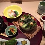 みかん - 彩り膳。