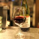 ビーボデイリースタンド - Pinot Noir Le Grand Turluron 2015 Puy de Dôme