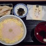 白えび亭 - 白えび刺身丼2400円