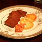 ネプラスウルトラ - 焼き菓子とドライフルーツ