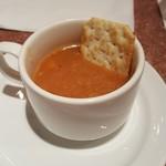 グランド・セントラル・オイスターバー&レストラン - スープ