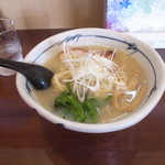 そうげんラーメン - 鶏白湯ラーメン