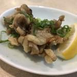 串カツ田中 - 鶏ハラミ炭火焼き