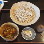 磊庵はぎわら - 料理写真:鴨汁そば