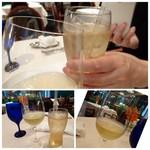 リストランテ カノビアーノ - ◆「ジンジャーエール」と「白ワイン」で乾杯!