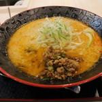 麺屋 大申 - 担々麺ひまご(750円、斜め上から)