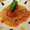 """マイアミガーデン - 料理写真:""""トマトとバジル"""""""