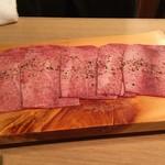 和牛焼肉じろうや 介 wagyu&sake - 至高のタン