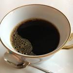 レストラン クレッセント - コーヒー