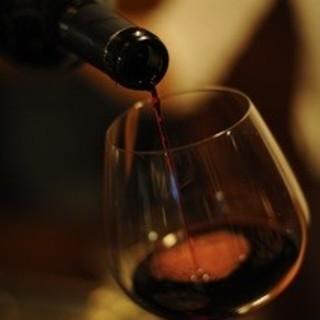 希少なワインを数多く取り揃えております