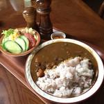 ローズマリー - 料理写真:特製カレーセットL(税込750円)