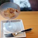 UNAGI DININGという、選択。 BY KOCHI PROJECT - わらび餅黄な粉黒蜜