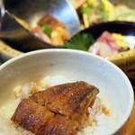 UNAGI DININGという、選択。 BY KOCHI PROJECT - ミニうな丼